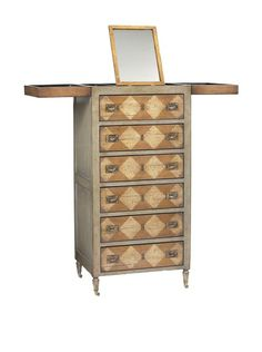 French Heritage Tall Make-up Chest, Grey, http://www.myhabit.com/redirect/ref=qd_sw_dp_pi_li?url=http%3A%2F%2Fwww.myhabit.com%2F%3Frefcust%3DPWFX3CD3XMJWK7W3QEUITKT7WU%23page%3Dd%26dept%3Dhome%26sale%3DA24WCNHVAVJ665%26asin%3DB00F0XL1VY%26cAsin%3DB00F0XL1VY