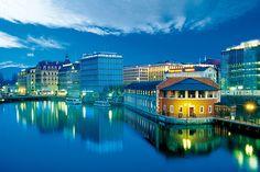 Halles de l'île- Geneva, Switzerland