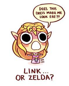 More Legend of Zelda Comics.