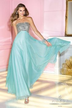 Alyce Prom Dress Style #6260  simple and elegant prom dresses #promdress