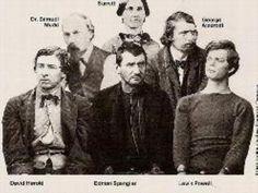 Lincoln Conspirators