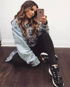 Our girl Adelaine Morin is serving up some fresh 90s fashion wearing #DiamondDLites in her latest YouTube video! Check it out: http://spr.ly/64978Rsz5