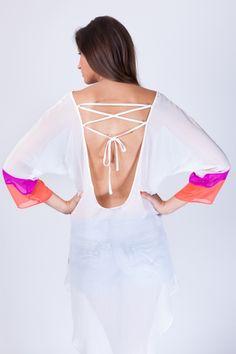 Lace top de Dress me up by Giz : vente en ligne de Lace top Tops manches longues