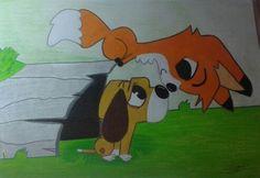 Tod y Tobi 🐕🐈