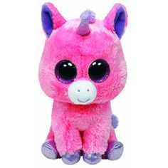 Beanie Boos Peluche Unicornio 40 cm ❤ liked on Polyvore featuring accessories
