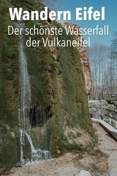 Hiking in the Eifel: Vulkaneifel tips - Damn Charming Hiking in the Vulkaneif . - Hiking in the Eifel: Vulkaneifel tips – Damn Charming Hiking in the Vulkaneifel This image has ge - Camping Hacks, Camping Ideas, Voyage Canada, Hiking Routes, Hiking Tips, Hiking Photography, Les Cascades, Europe Destinations, Le Moulin