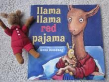 "Pajama Day - Links for ""Llama Llama Red Pajama"" activities. Great to use on pajama day."