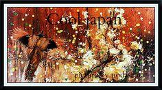 #イラスト #雅 日本画風にお絵描きしたものです。  Rain - Priscilla Ahn http://youtu.be/K9eZiQAxaHw