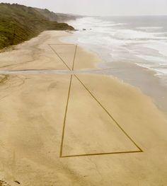 Amazing Sand Drawings on California Beaches by Jim Denevan | DeMilked