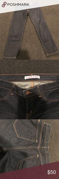 J Brand denim Skinny capris J Brand Skinny capris. Dark denim J Brand Jeans Skinny