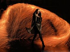 These Fire-Filled Light-Painting Photos Were Shot with a Smartphone