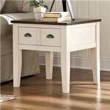 Image result for cottage style end tables