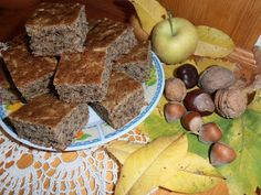 Gerdi süti: Almás-diós süti French Toast, Breakfast, Sweet, Dios, Morning Coffee, Candy