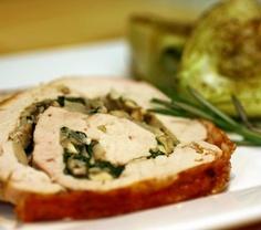 Tuscan-Roast Turkey Breast | Recipe | Turkey Breast, Turkey and Roasts