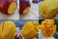 girlichef: mango, Mango, MANGO! Mango on a stick...2 ways
