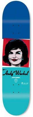 Alien Workshop Warhol