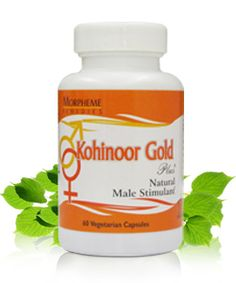 Kohinoor Gold (Premature Ejaculation, Sex Stimulant)