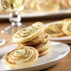 Parmesan Pinwheels