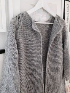 Ravelry: Project Gallery for Fall coat pattern by Anna & Heidi Pickles