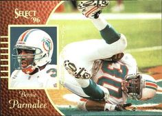 1996 Select - Artist's Proofs #82 Bernie Parmalee Front