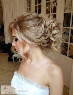 Hochzeit Hochsteckfrisur Stil