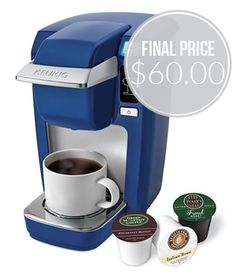 Keurig Mini Coffee Brewer, as Low as $60 Shipped!