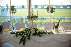 top table decor