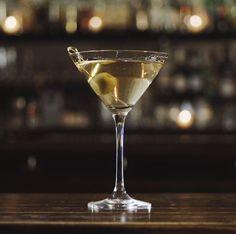 New Year's Cocktails: Gwyneth's Best Dirty Martini