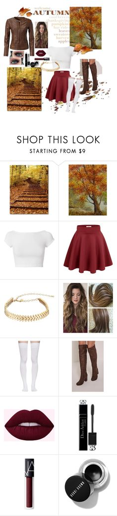 """""""Fall fashion"""" by mel-wandering ❤ liked on Polyvore featuring NOVICA, Helmut Lang, Rebecca Minkoff, Marieyat, Christian Dior and NARS Cosmetics"""