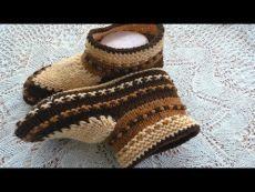 Socks – Shoes World Knitting Socks, Free Knitting, Knitting Patterns, Crochet Patterns, Crochet Slipper Pattern, Crochet Shoes, Tunisian Crochet, Knit Crochet, Emoji Coloring Pages