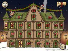 Christmas Story for Kids The Elf Adventure app