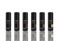 L'Oréal Professionnel HAIR touch up Root Concealer Fades in 1 shampoo 75ml Packshots. L'oréal Professionnel, Loreal, Up, Lipstick, Beauty, Apothecary, Lipsticks, Beauty Illustration