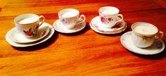 Teacup candles❤️❤️