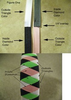 Ribbon Woven Headband Instructions https://www.retailpackaging.com/categories/74-everyday-specialty-ribbon #DIY #crafts #hair