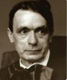 Rudolf Steiner in 1919.