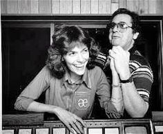 Karen Carpenter with Phil Ramone in New York recording studios laying tracks to Karen's solo album, Karen Carpenter, Richard Carpenter, Karen Richards, Second Love, Vintage Music, Girl Next Door, Perfect Woman, Forever Young, Celebrity Crush