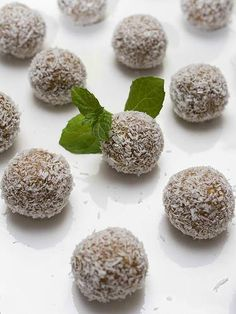 Bliss balls are so easy to make. There's no cooking, no fussing and no lengthy preparation time. They are literally a no brainer. Children could even make them.  http://foodmatters.tv/articles-1/chocolate-bliss-balls-recipe