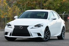 2014 Lexus IS 250 AWD F Sport.