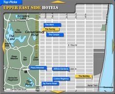 Maison Ave New York City Shopping Map link to topography map New York City Shopping, New York City Travel, Nyc Hotels, Best Hotels, Topography Map, New York Landmarks, Map Of New York, Upper East Side, Surrey