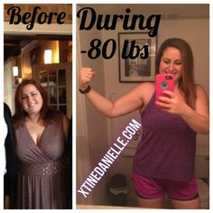 Weight Loss Journey Progress: 80 Pounds Gone! 50 of these lbs have been in the last 20 weeks with @jennycraiginc. This program is changing my life forever!