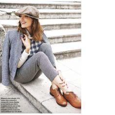 Casquette style gavroche laine, idéal pour un hiver tendance