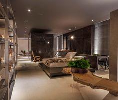 Casa Cor SP 2014 – Villa Deca / Studio GT – Guilherme Torres #bedroom