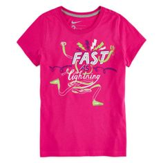 Nike® Short-Sleeve Gotta Jet Tee – Girls 7-16  found at @JCPenney