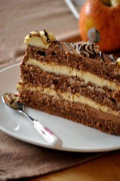 Cooking By Mirjana: Boem torta ili snite