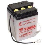 Yuasa 6N4-2A-5 Motorcycle Batteries