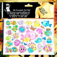 25 style Child Temporary Tattoo Body Art, Jurassic Dinosaurs Designs, Flash Tattoo Sticker Keep 3-5 days Waterproof17*10cm