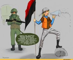 Украина-вежливые-люди-песочница-Anime