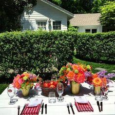 Sunday #FoodPorn: Delicious Tablescapes - Vogue