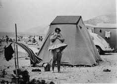 Barcelona 1969 (Playa de Castelldefels)
