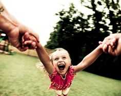 For true happiness, nothing beats a child's smile :)